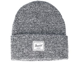 Elmer Heather Black Beanie - Herschel