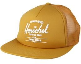 Whaler Mesh Arrowwood Trucker - Herschel
