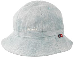 Cooperman Beached Denim Bucket - Herschel