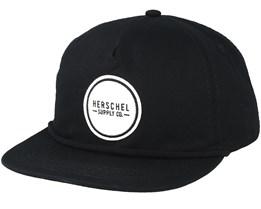 Oliver Black Snapback - Herschel