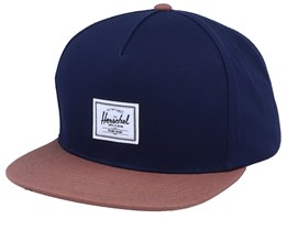 Dean Peacoat/Saddle Brown Snapback - Herschel