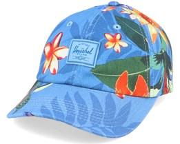 Sylas Classic Summer floral Heaven Blue Adjustable - Herschel