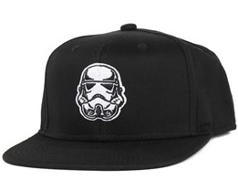 Stormtrooper 2 Black Snapback - Dedicated