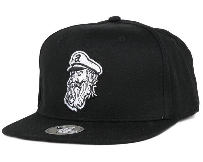 412e5af9a7a Ohoj Black Snapback - Appertiff caps - Hatstoreworld.com