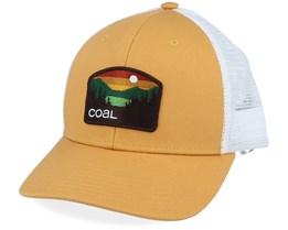 Hauler Low Mustard/White Trucker - Coal