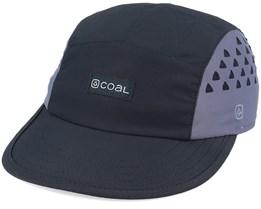 Provo Black 5-Panel - Coal
