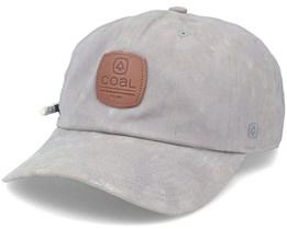 Cypress Dad Cap Grey Adjustable - Coal