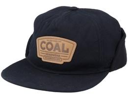 Cummins Black Ear Flap - Coal