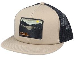 Hauler Khaki/Black Trucker - Coal