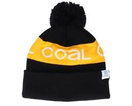Team Beanie Black Pom - Coal