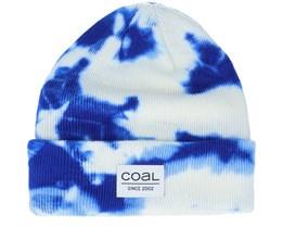 Kids Standard Blue Tiedye Cuff - Coal
