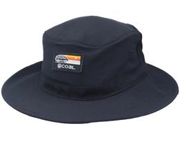 Lineup Hat Black Bucket - Coal