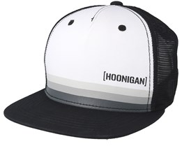 Horizon White/Black Trucker - Hoonigan