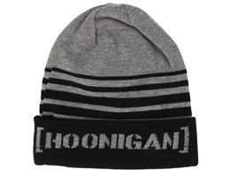 Horizon Reversible Black/Gray Cuff - Hoonigan