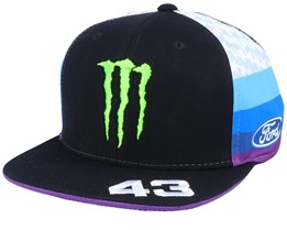 Monster Black/Multi Snapback - Hoonigan