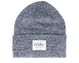 Uniform Black Marl Cuff - Coal