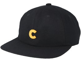 The Thomas Black Snapback - Coal