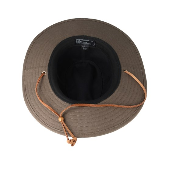 6b5d752ca34 Wayfarer Olive Traveller - Coal hats - Hatstoreworld.com