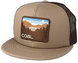 Hauler Dark Khaki Trucker - Coal