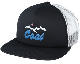 Eugene Black Trucker - Coal
