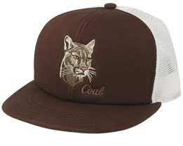 Wilds Brown Trucker - Coal