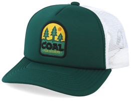 Echo Green Trucker - Coal