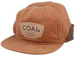 Cummins Light Brown Ear Flap - Coal