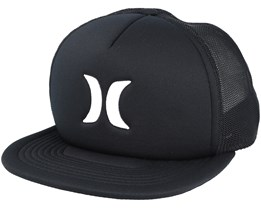 Blocked 3.0 Black Snapback - Hurley