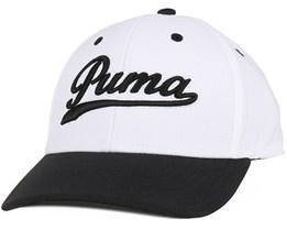 Script White/Black Flexfit - Puma