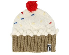 Cupcake Vanilla Pom - Neff