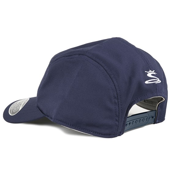 f6894e8fe6a Tour Navy White 110 5-Panel - Cobra caps