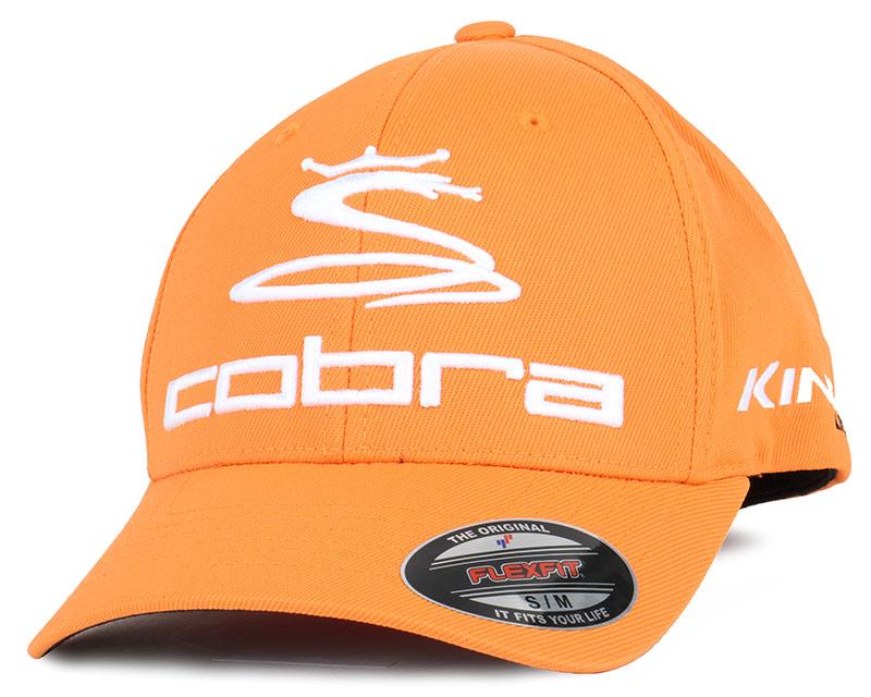 pro tour orange flexfit cobra start bon hatstore. Black Bedroom Furniture Sets. Home Design Ideas