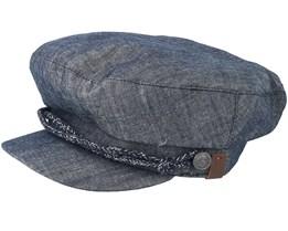 Ride Blue Flat Cap - Barts