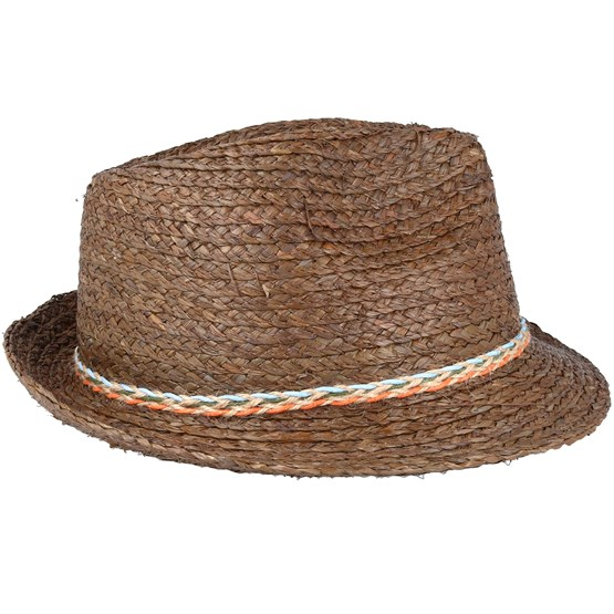 1ada1a9ee7c Taco Brown Trilby - Barts hat - Hatstore.co.in