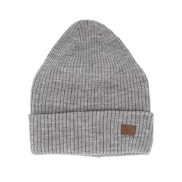 044572eaead Heist Light Heather Grey Beanie - Brixton beanies ...