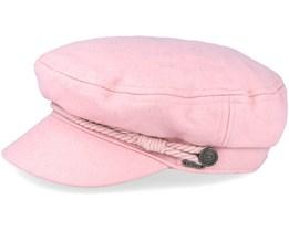 Skipper Dusty Pink Flat Cap - Barts