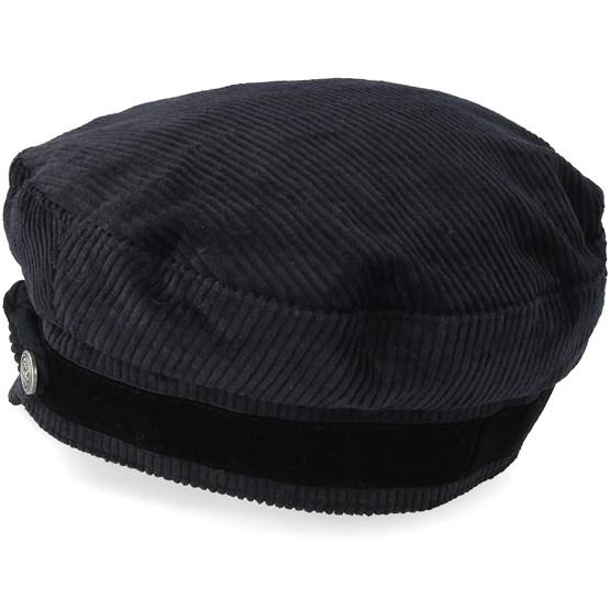 Odessa Black Flat Cap - Barts caps - Hatstoreworld.com 1c5a7177f566