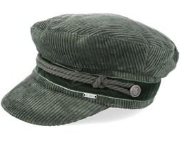 Odessa Army Flat Cap - Barts
