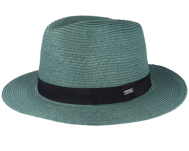 ec64b37338672 Aveloz Bottle Green Fedora - Barts hats
