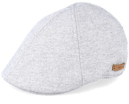 Kids Biduri Grey Flat Cap - Barts