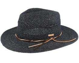 Arday Paper Black Straw Hat - Barts