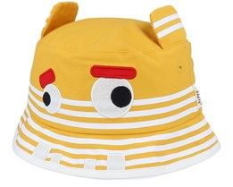 Kids Hippo Yellow Bucket - Barts