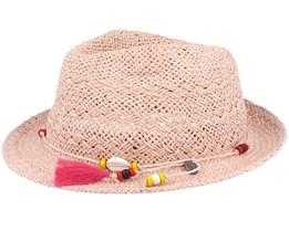 Kids Yabby Hat Pink Trilby - Barts