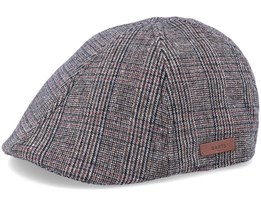 Mr.Itchell Brown Flat Cap - Barts