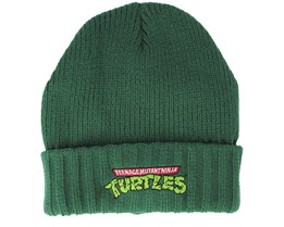Turtles Retro Logo Green Cuff - Bioworld