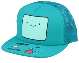 Adventure Time Beemo Green Trucker - Bioworld