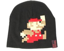 Nintendo Super Mario Beanie Black Beanie - Bioworld