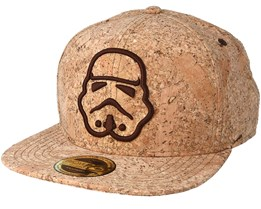 Star Wars Stormtrooper Cork Snapback - Bioworld