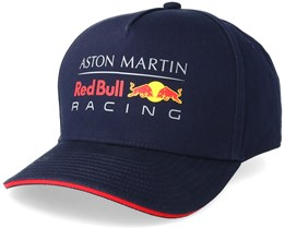 Kids Red Bull Racing Classic Navy Adjustable - Red Bull