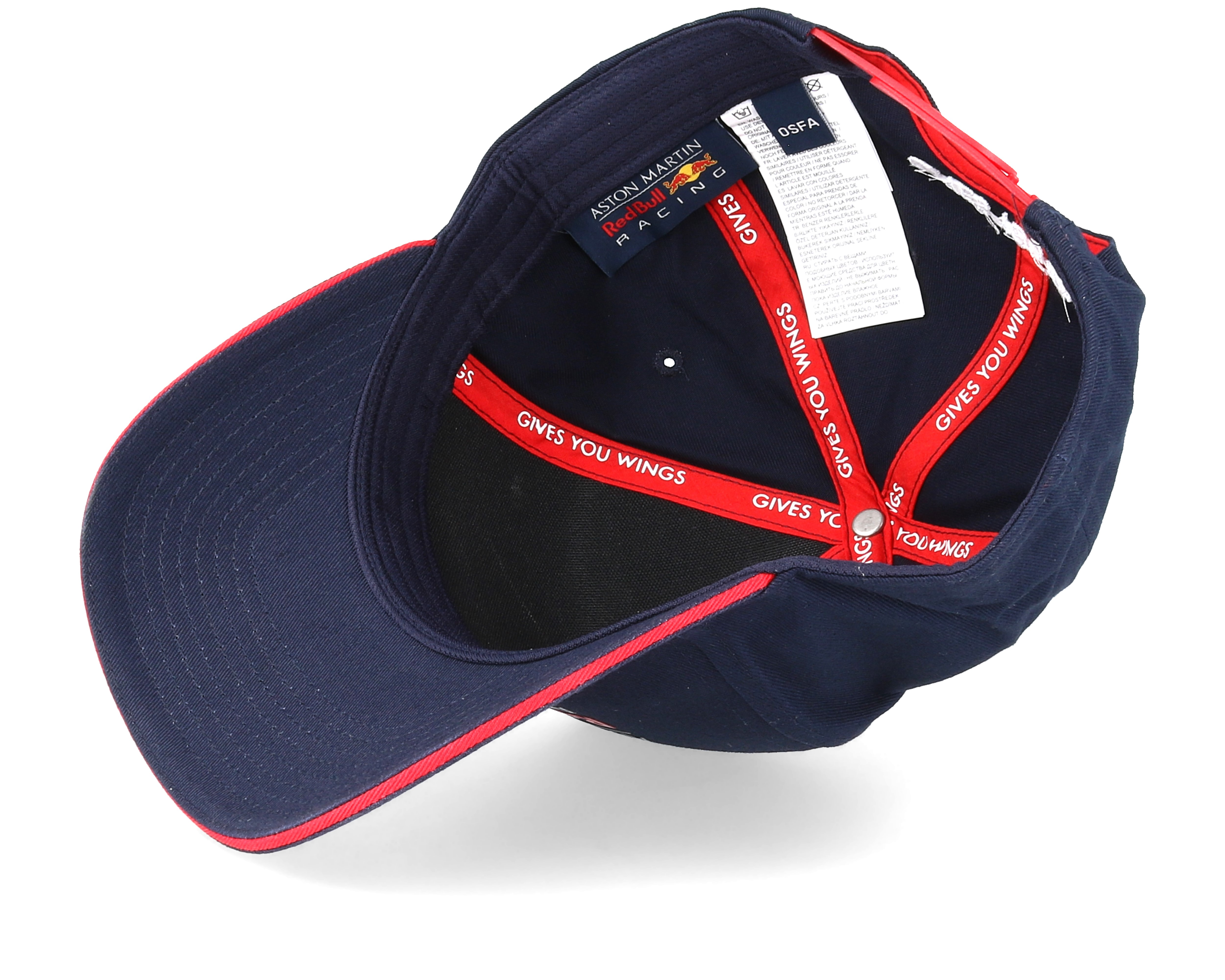 red bull racing classic navy strapback red bull. Black Bedroom Furniture Sets. Home Design Ideas